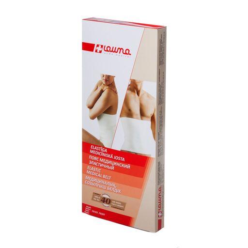 Lauma Extra пояс эластичный медицинский, р. 3, 76-81см, телесного цвета, 1шт.