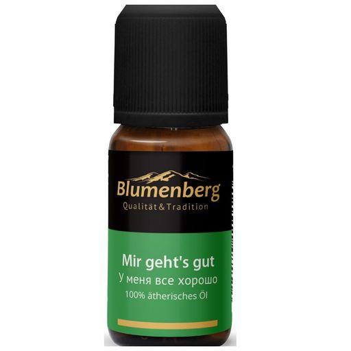 Blumenberg Эфирное масло У меня все хорошо, масло эфирное, 10 мл, 1шт.