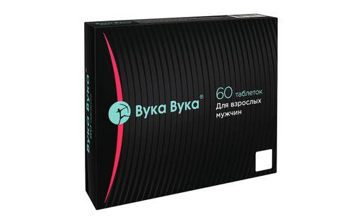 Вука Вука, 550 мг, таблетки, 60шт.