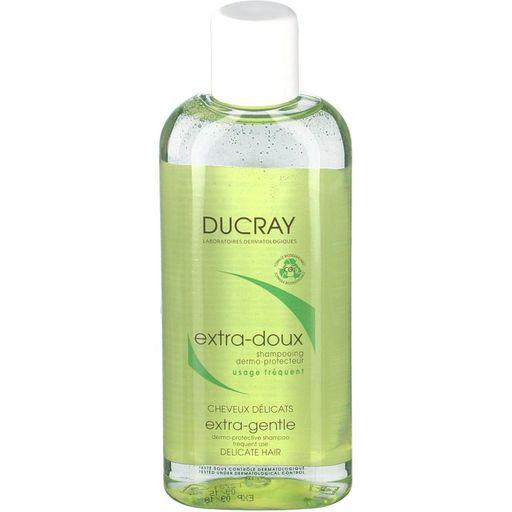 Ducray Extra-Doux шампунь защитный для частого применения, шампунь, 200 мл, 1шт.