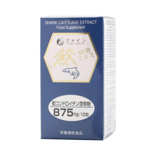 Файн Акулий хрящ в таблетках, 125 мг, таблетки, 520шт.