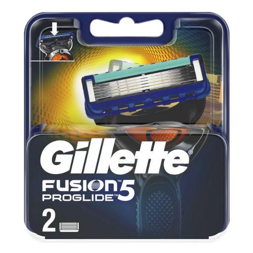 Gillette Fusion Proglide Кассеты, 2шт.