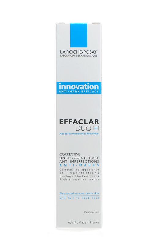 La Roche-Posay Effaclar Duo (+) корректирующий крем-гель, крем-гель, 40 мл, 1шт.