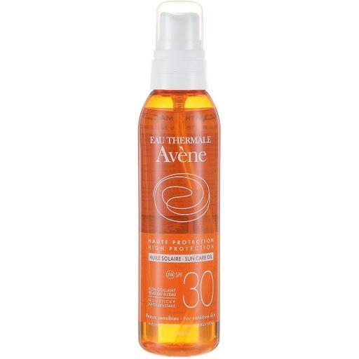 Avene солнцезащитное масло SPF30, масло для наружного применения, 200 мл, 1шт.