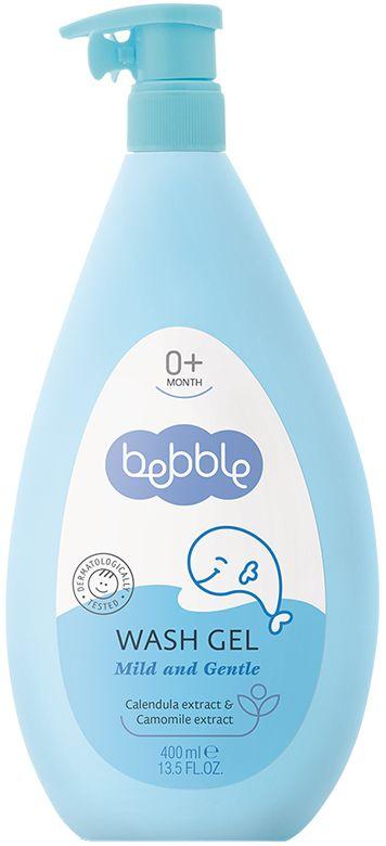 Bebble гель для мытья, гель для детей, 400 мл, 1шт.