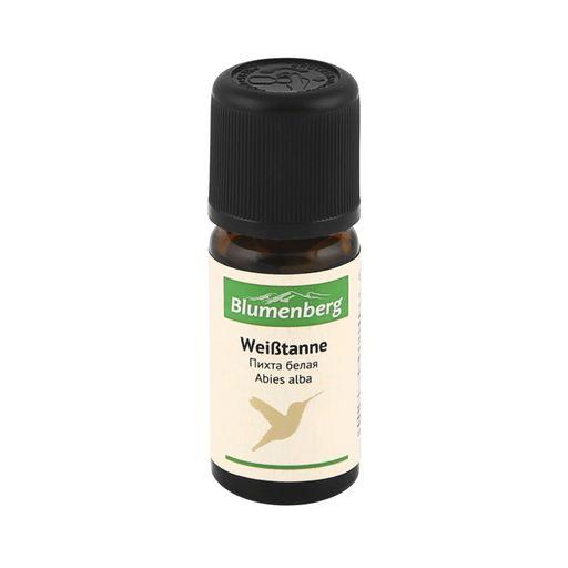 Blumenberg Эфирное масло Пихта белая, масло эфирное, 10 мл, 1шт.