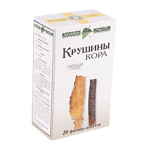 Крушины кора, сырье растительное-порошок, 1.5 г, 20шт.