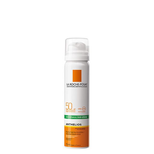 La Roche-Posay Anthelios XL SPF50 спрей-вуаль солнцезащитный для лица, спрей, 75 мл, 1шт.