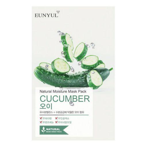 Eunyul маска для лица тканевая с экстрактом огурца, маска для лица, 1шт.