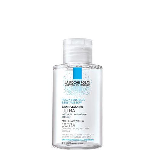 La Roche-Posay Ultra sensitive мицеллярная вода, мицеллярная вода, для чувствительной кожи, 100 мл, 1шт.