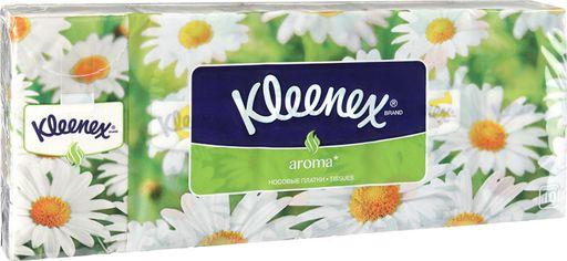 Kleenex Платки носовые бумажные ромашка, 10шт.