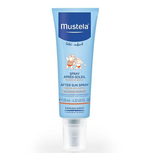 Mustela молочко после загара для детей, молочко для тела, 125 мл, 1шт.