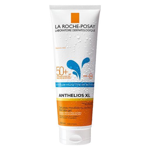 La Roche-Posay Anthelios XL Wet skin SPF50+ гель солнцезащитный, для нанесения на влажную кожу, 250 мл, 1шт.