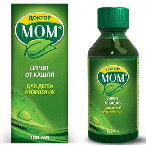 Доктор МОМ, сироп, 100 мл, 1шт.